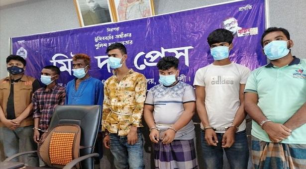 নোয়াখালীতে সহিংসতা: বিএনপির বুলুসহ ১৫ নেতার সম্পৃক্ততা